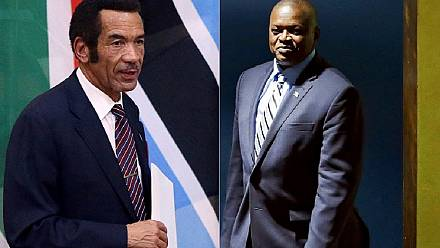 Everything you need to know about Botswana's 'tight' election