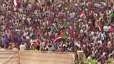 Sudanese protesters want ex-ruling party disbanded