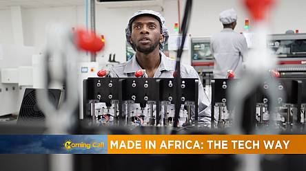 Rwanda uses technology to power 'Made in Africa' ambitions [SciTech]
