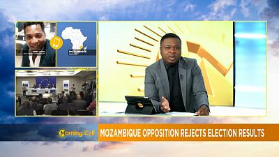 Mozambique: opposition party rejects partial election results [Morning Call]