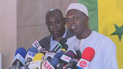 Ex-Dakar Mayor Khalifa Sall 'determined' to make political comeback