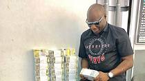 Nigeria's EFCC busts top instagram celebrity over money laundering