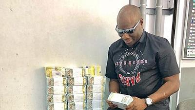 Nigeria's EFCC busts top instagram celebrity over money laundering