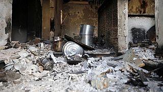 Libye : deux enfants tués par des roquettes au sud de Tripoli (ministère de la Santé)