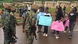 Ouganda: près de 20 étudiants arrêtés lors de manifestations