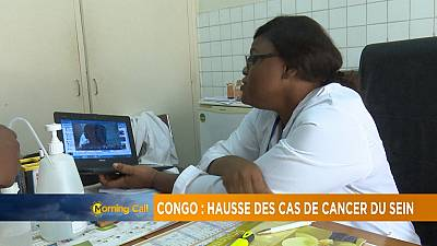 Congo: Breast cancer case on the rise [Grand Angle]