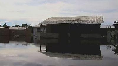 RCA: des sans-abris après des pluies