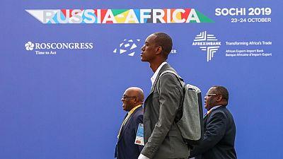 Sommet Russie-Afrique : Moscou veut étendre son influence sur le continent