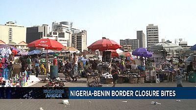 Nigeria-Bénin : impact de la fermeture de la frontière [Business Africa]
