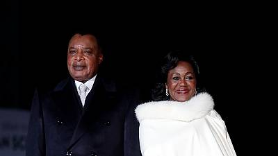 Congo's Antoinette Sassou new president of African First Ladies group