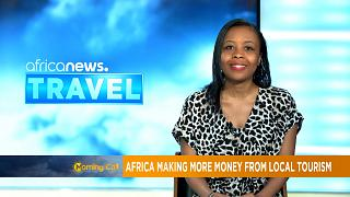 Africa making more money on tourism from local tourists [Travel]