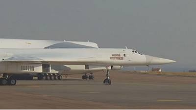 Unprecedented: Russian nuclear-capable bombers land in S. Africa