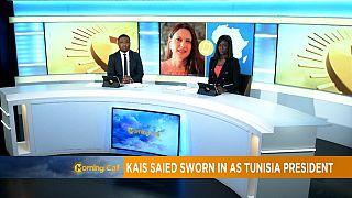 Tunisie : Kaïs Saïed investi président [Morning Call]