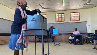 Botswana awaits results in close election