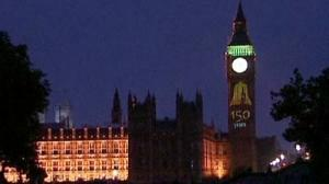 Big Ben celebrates 150th Birthday