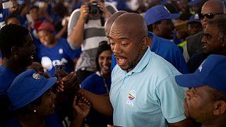 Afrique du Sud : Mmusi Maimane quitte le Parlement