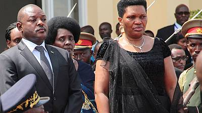 Burundi's first lady releases song urging couples not to fight over infertility