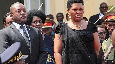 Au Burundi, la première dame défend les femmes stériles