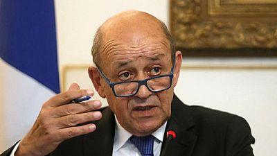 La France veut défendre sa place en Afrique (Le Drian)