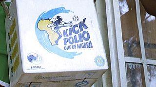 Two down, one to go: WHO celebrates eradication of wild polio virus
