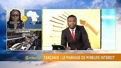 Tanzanie : le mariage des mineures anticonstitutionnel [Morning call]