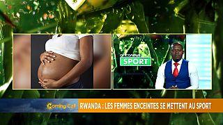 Les femmes enceintes se mettent au sport auRwanda