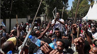 Ethiopia army deploys troops to calm unrest in Oromia region