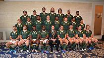 Rugby – Mondial 2019 : un détail qui alimente l'optimisme de Cyril Ramaphosa