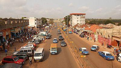 Une manifestation violemment réprimée en Guinée-Bissau à un mois de la présidentielle