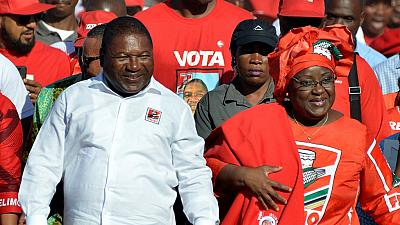 Mozambique president reelected with 74%, opposition rejects results