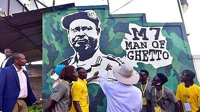 Uganda's 'ghetto president' jabs Museveni's ghetto overture