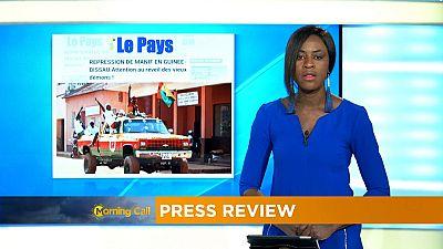 Guinée-Bissau : fraude, drogue, coup d'Etat ! [Revue de presse]