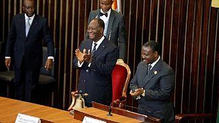 """Côte d'Ivoire : Soro a """"été un bon chef rebelle et un mauvais Premier ministre"""" (RHDP)"""