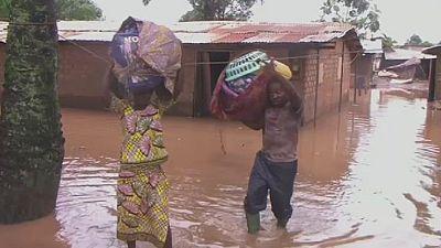 Inondation en RCA, l'État annonce une catastrophe nationale