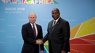 La Centrafrique envisage d'accueillir une base militaire russe
