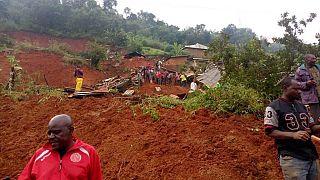 Glissement de terrain au Cameroun : le bilan s'alourdit à 42 morts