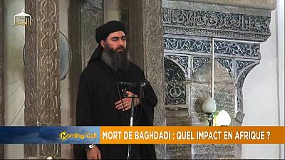 What does the death of Abu al-Baghdadi mean for Africa? [Morning call]