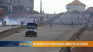 Guinea's govt crackdown and arrests of young men [Morning call]