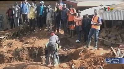 Update: death toll from Cameroon landslide surpasses 40