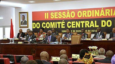 Le Parlement angolais suspend une fille de l'ex-président dos Santos