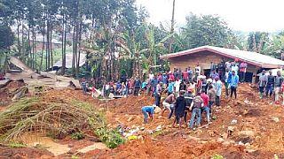 Eboulement meurtrier au Cameroun : les recherches reprennent, en vain pour l'heure