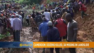 Dozens dead from landslide in Cameroon [Morning call]