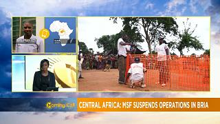 CAR: armed robbery attack on humanitarian aid group MSF [Morning call]