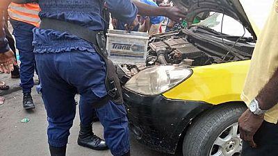 RDC : le responsable d'un hôpital abattu par un policier (médias)