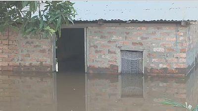 Centrafrique : opération de réinstallation des sinistrés