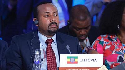 Ethiopia PM hit by protests during engagement in Oromia's Ambo