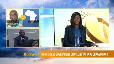 Abidjan ne veut pas d'un retour de Gbagbo [Morning Call]