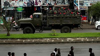 Ethiopia says protest death toll at 78, arrests over 400