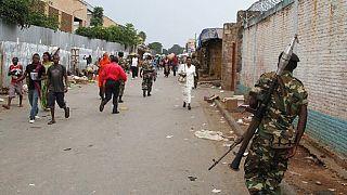 Attaque rebelle au Burundi : quatre journalistes maintenus en détention