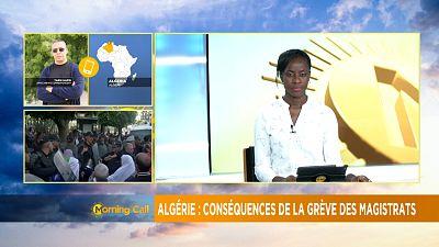 Algérie : les magistrats en grève illimitée [Morning Call]